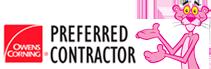 Preferred Contractor Owens Corning